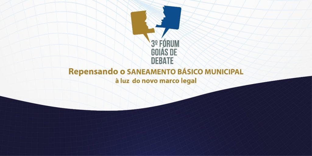 3º Fórum Goiânia de debate